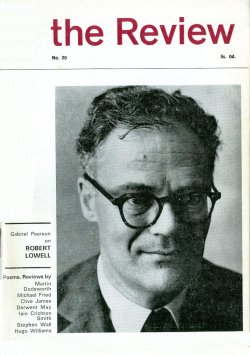 The Review, no. 20, edited by Ian Hamilton (Robert Lowell)