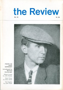 The Review, no. 24, edited by Ian Hamilton