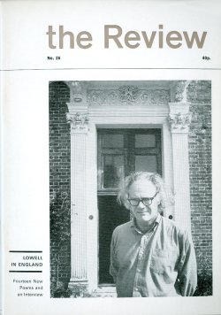 The Review, no. 26, edited by Ian Hamilton (Robert Lowell)